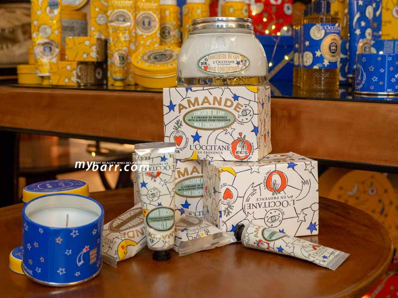 natale 2018 l'occitane limited edition castelbajac paris mybarr