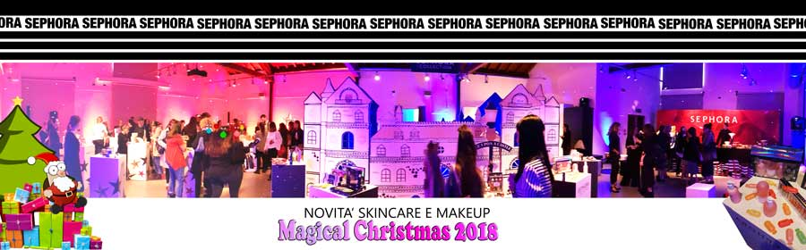 Sephora Natale 2018 Magical Christmas: idee regalo beauty!