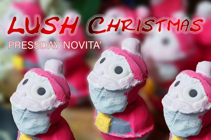 Lush Natale 2018 le novità ed i regali originali mybarr