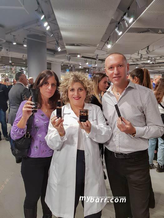 Valeria Sadigh Ershadi dermatologa Paris Hilton Skincare ProD.N.A.
