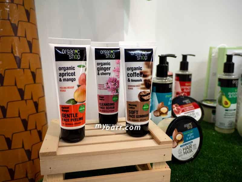 novità beauty autunno inverno 2018 organic shop nuovi prodotti pulizia viso mybarr