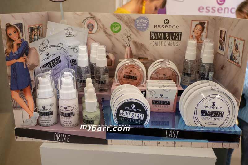novità beauty autunno inverno 2018 trend edition prime & last daily diaries di Essence mybarr