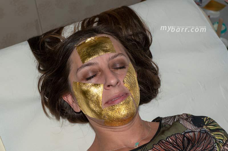 tuscany farm day trattamento antiage foglia oro cosmetico mybarr