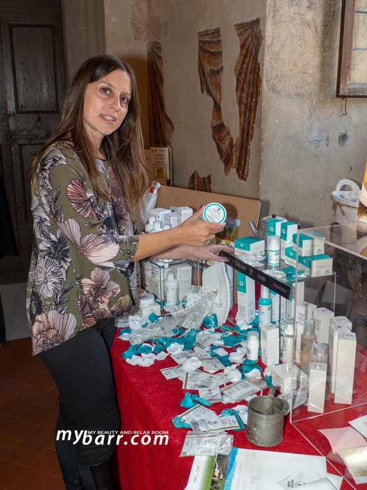 tuscany farm day cosmetica bionaturale al latte prodotti mybarr