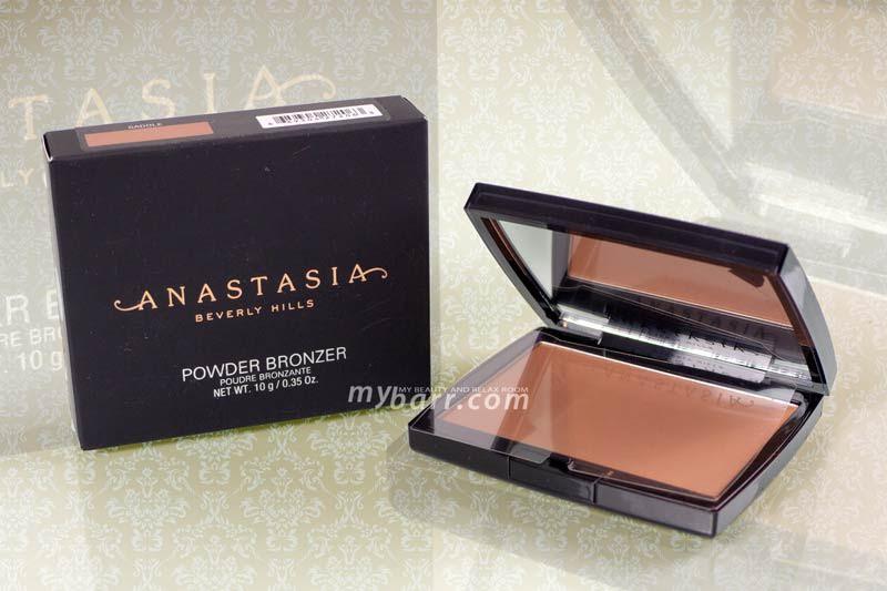 bronzer viso e corpo Anastasia Beverly Hills powder bronzer mybarr