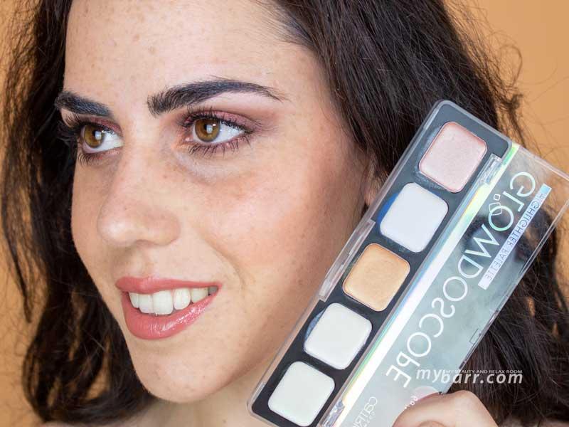 glowdoscope palette viso catrice mybarr