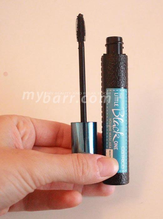 mascara Catrice The little black one volume mascara waterproof mybarr