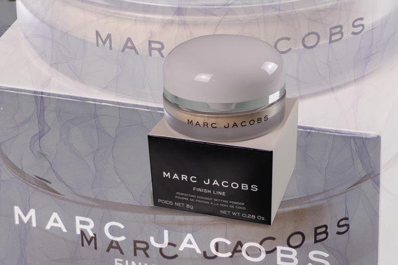 cipria Marc Jacobs al cocco Finish Line coconut sephora mybarr opinioni