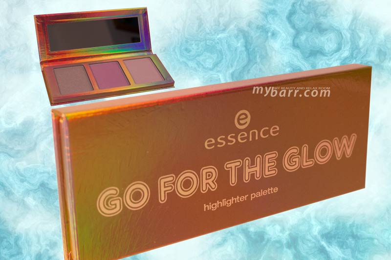 Palette essence go for the glow per un viso scolpito e luminoso mybarr