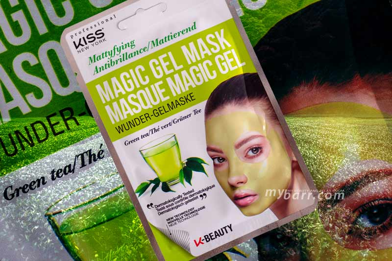 Kiss magic gel mask novità dicembre 2018 mybarr