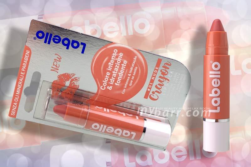labello crayon lipstick 01 nude opinioni mybarr