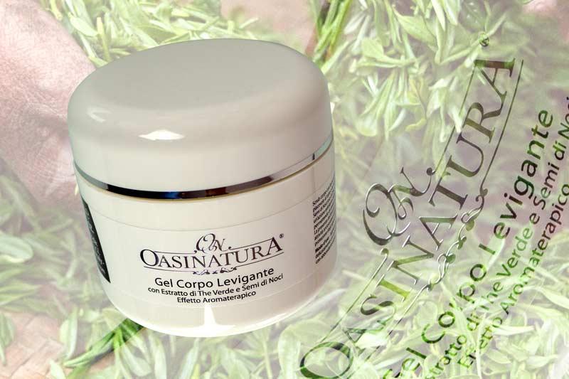 scrub corpo gel corpo levigante Oasinatura - mybarr