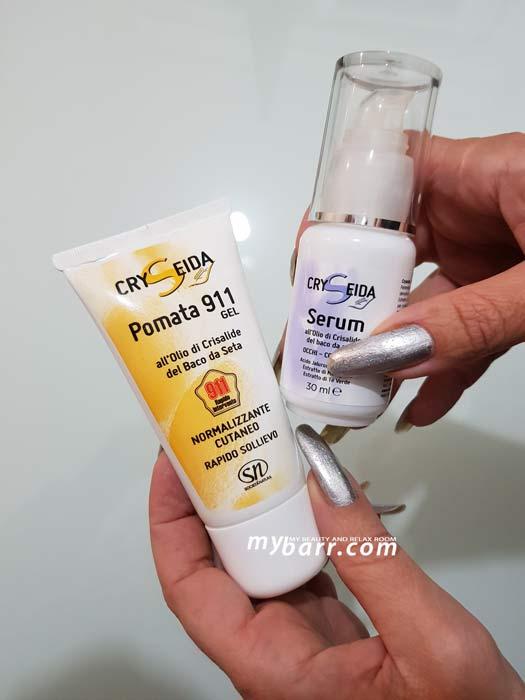sos pelle reattiva olio di crisalide opinioni funziona mybarr