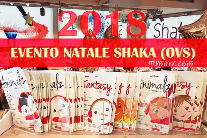 Novità beauty OVS inverno 2018 skincare make up shaka mybarr