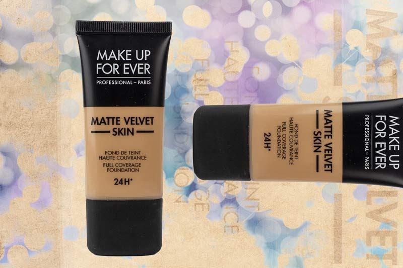 fondotinta make up forever matte velvet skin opinioni