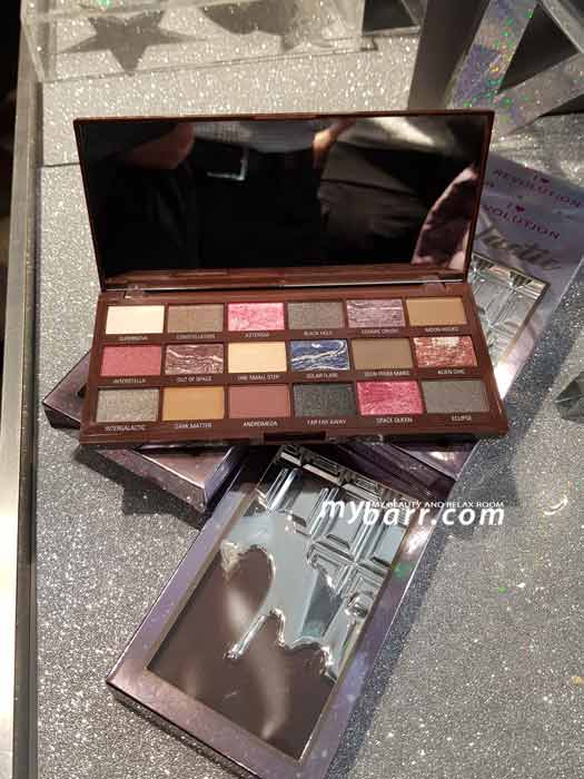 Novità beauty OVS inverno 2018/19 make up i heart revolution galactic chocolate palette mybarr