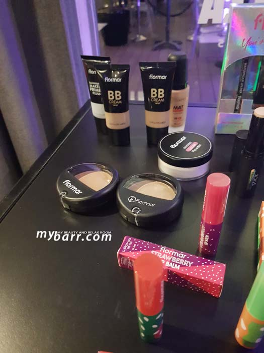 flormar italia make up novità 2019 evento blogger milano mybarr