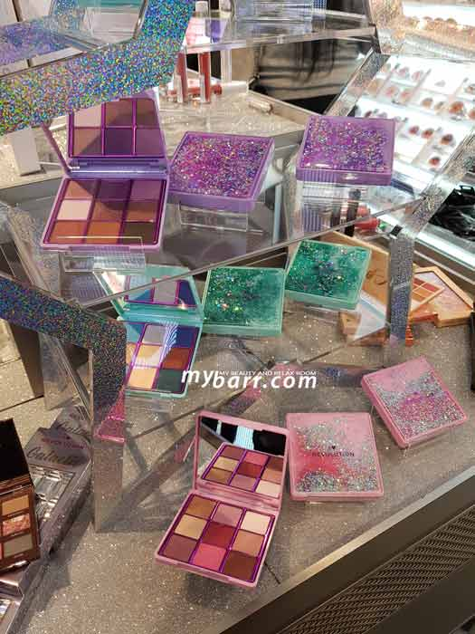 Novità beauty OVS inverno 2018/19 make up i heart revolution glitter palette mybarr