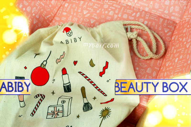 beauty box abiby abbonamento mensile bellezza opinioni mybarr