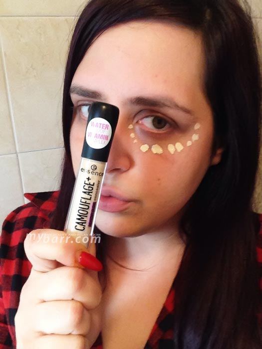 essence camouflage healthy glow concealer correttore mybarr
