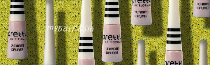 Pretty by flormar eyeliner ultimate dipliner: sguardo profondo