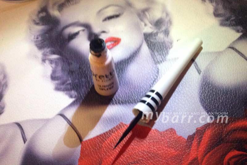 pretty by flormar eyeliner ultimate dipliner opinioni mybarr