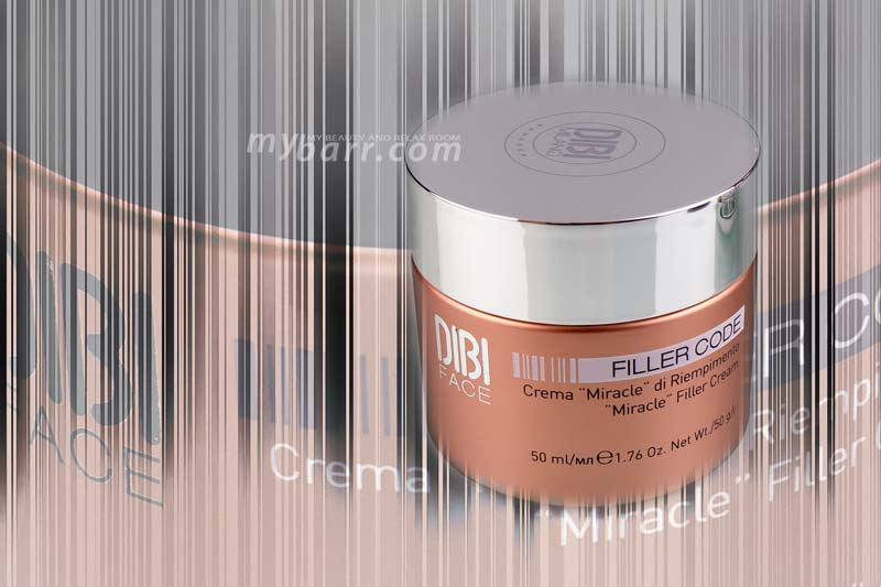 DIBI Filler Code crema miracle di riempimento antiage mybarr