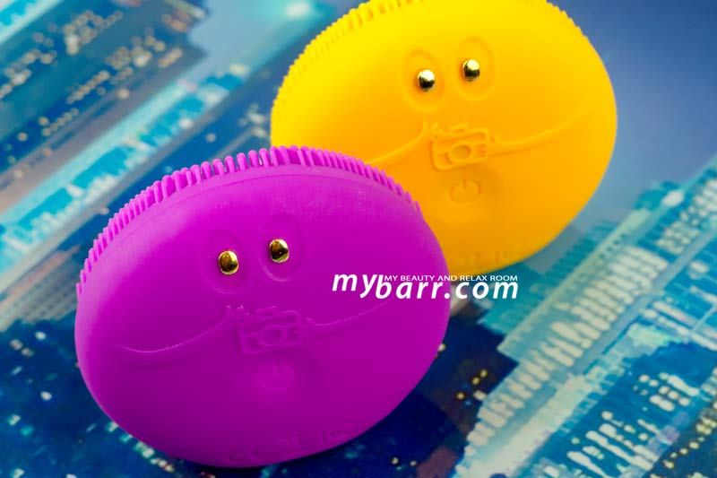 giallo e viola Foreo Luna Fofo tutto quello che c'è da sapere mybarr