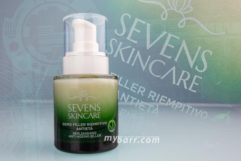Siero filler riempitivo antietà Sevens Skincare - mybarr