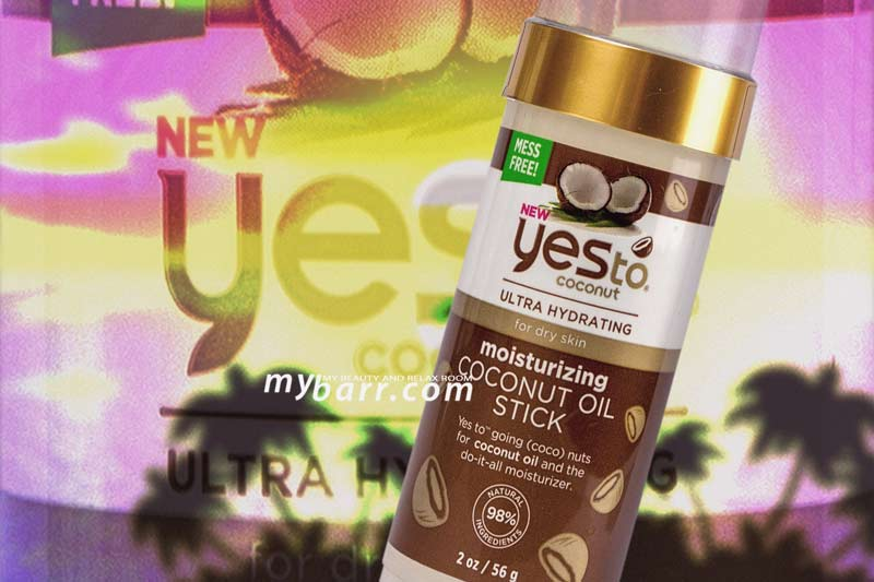 yes to coconut oil stick mybarr opinioni