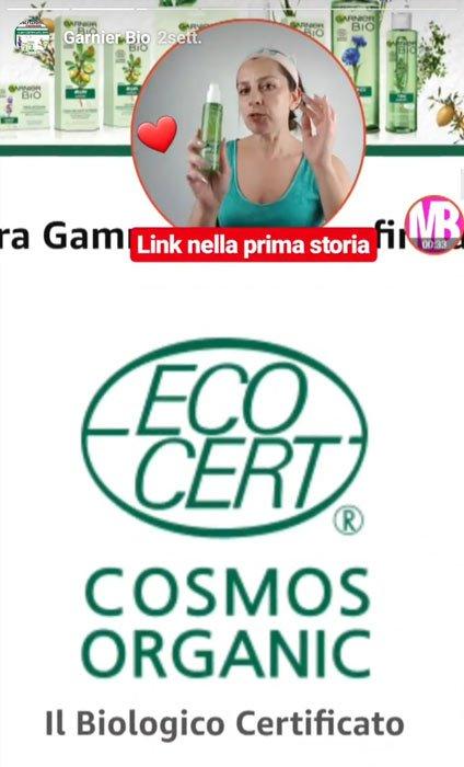 garnier bio lemongrass gel detergente detox rinfrescante opinioni mybarr