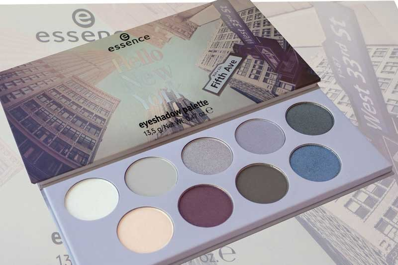 palette Essence Hello New York mybarr opinioni