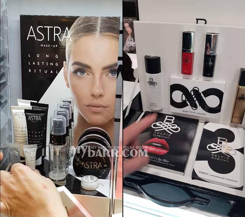 cosmoprof bologna 2019 astra makeup bselfie mybarr