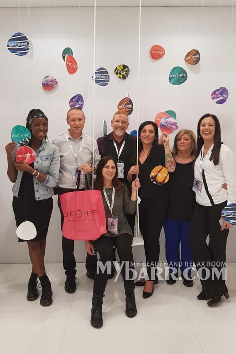 cosmoprof bologna 2019 beonme mybarr cosmetici bio trentino