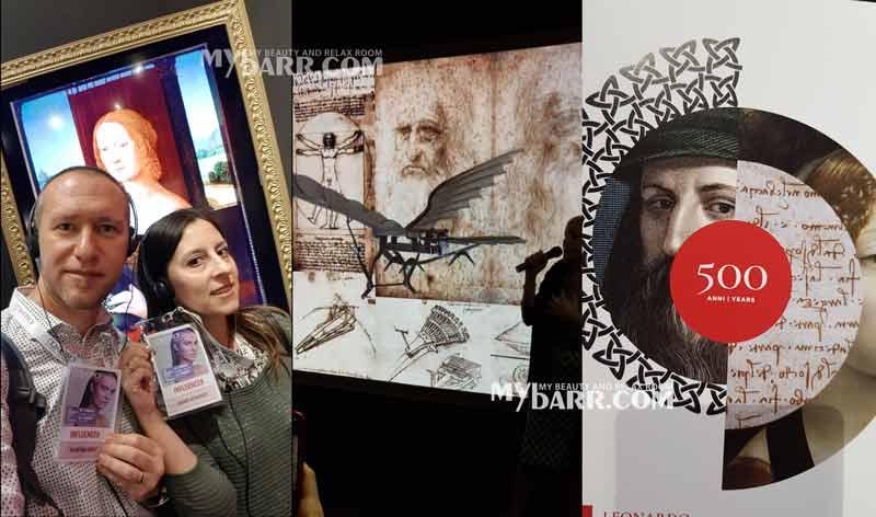 cosmoprof bologna 2019 mostra leonardo genio e bellezza mybarr