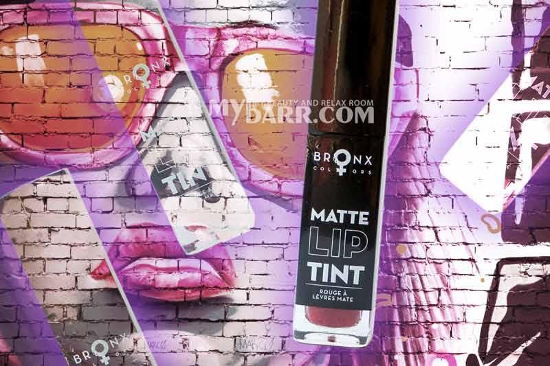 tinta labbra Bronx colors mybarr opinioni