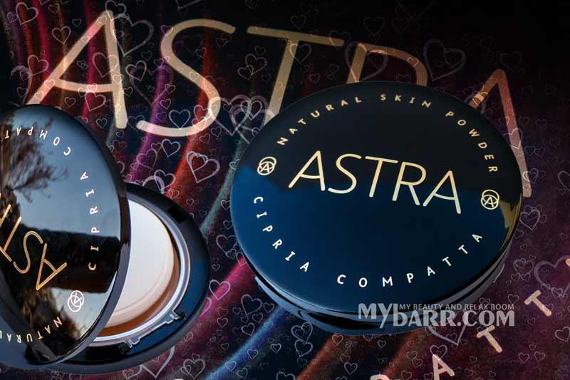 cipria compatta Astra natural skin powder mybarr opinioni