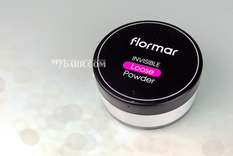 cipria in polvere libera Invisible Loose Powder di Flormar mybarr