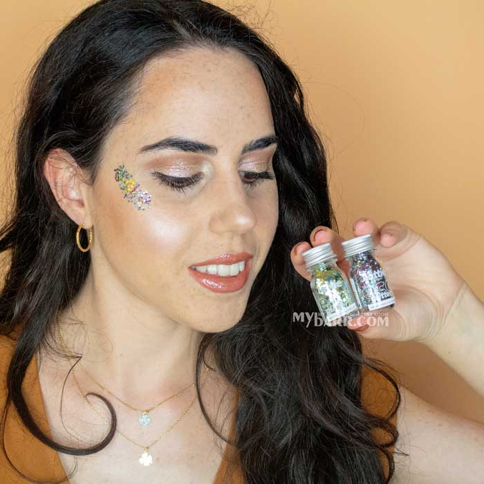 eco glitter lottie london glitter fix balm ovs mybarr opinioni