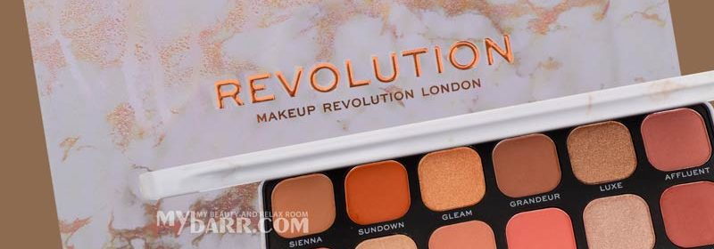 Palette Revolution Forever Flawless Decadent: da avere!