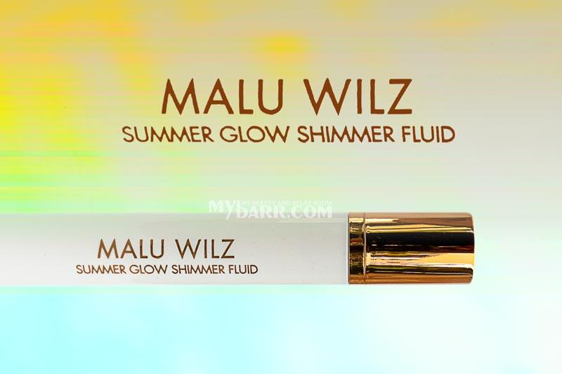 illuminante malu wilz Summer Glow Shimmer Fluid mybarr