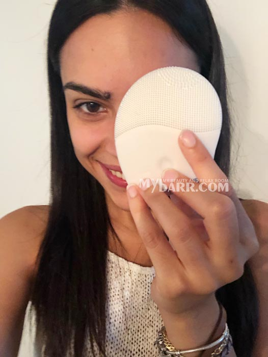 hq dispositivo esfoliante viso brosse exfoliante visage mybarr opinioni