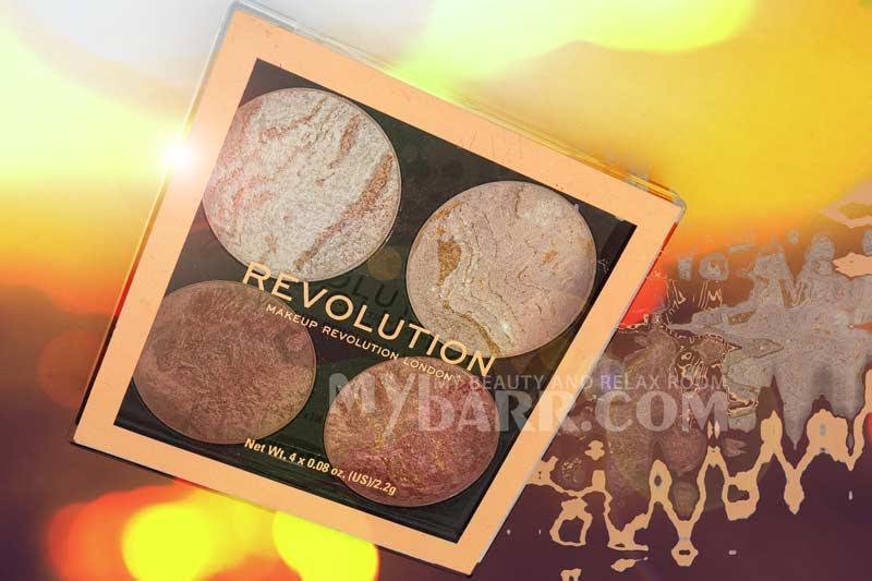 palette illuminanti e bronzer makeup revolution mybarr opinioni
