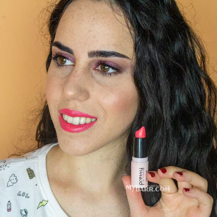 rossetto Pretty By Flormar Stay True Lipstick mybarr opinioni