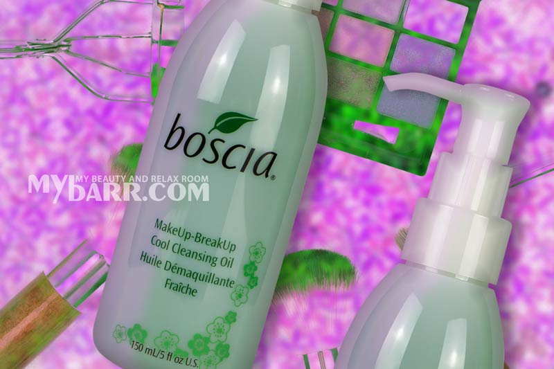 Boscia Make Up Break Up Cool Cleansing Oil mybarr
