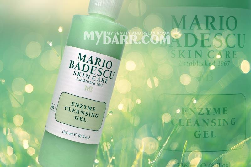 Mario Badescu gel detergente enzimatico per il viso da Sephora - mybarr