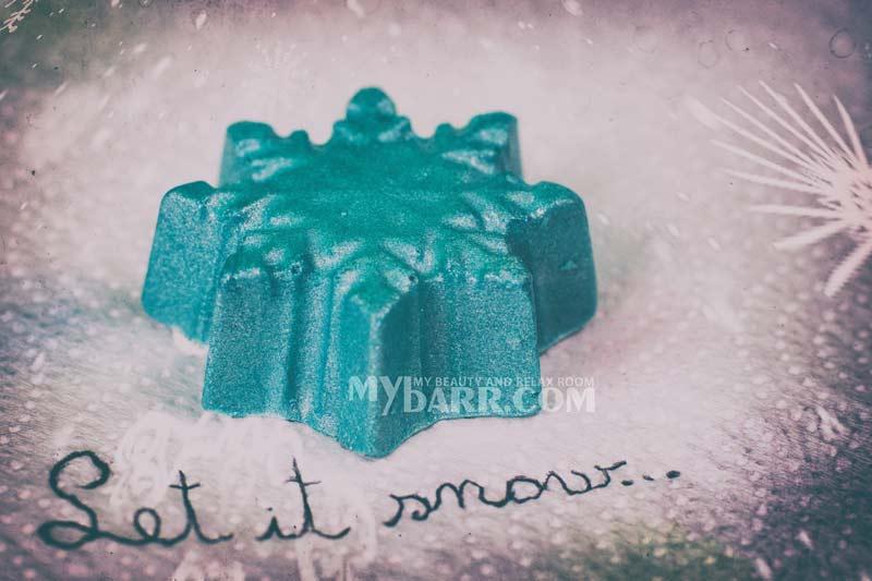 olio brillantinato lush let it snow mybarr opinioni