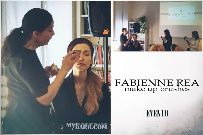 pennelli trucco professionali fabienne rea make up brushes mybarr