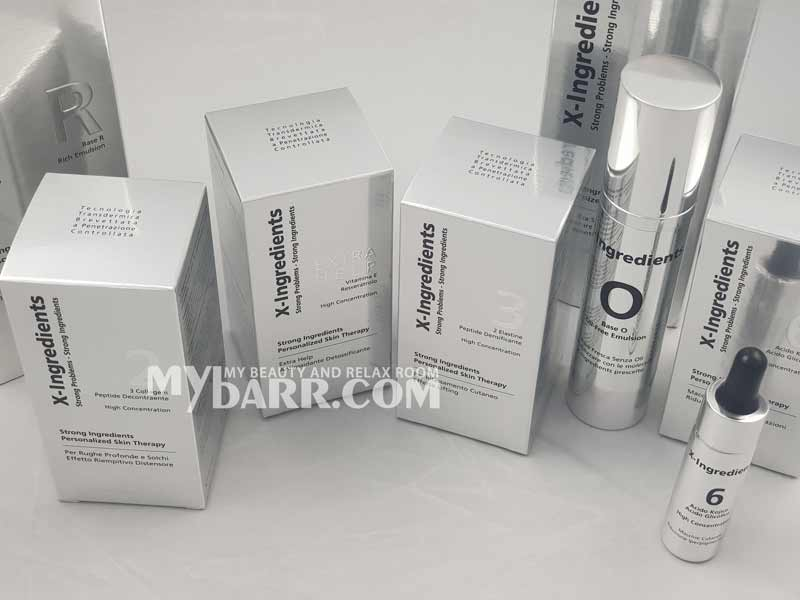 Opinione Labo Suisse X-Ingredients trattamento personalizzato antiage - mybarr