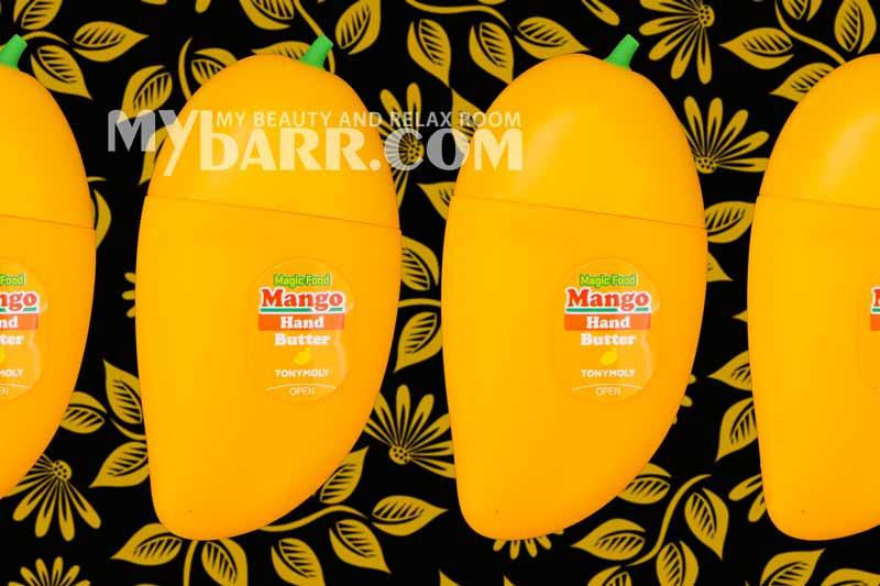 crema mani tonymoly magic food mango hand butter ovs mybarr